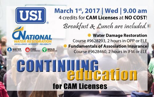 Free ce credits for cam licenses national water for Florida fishing license cost