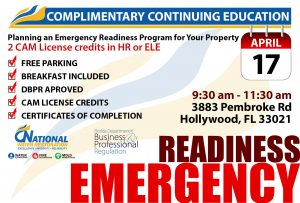 Complementary Continuing Education @ National Water Restoration | Hollywood | Florida | United States