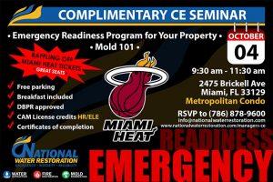 Complimentary Continuing Education Seminar @ Metropolitan Condominium